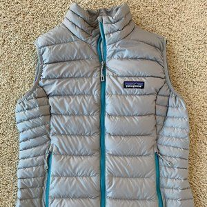 COPY - Patagonia Down Sweater Vest - like new!